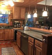 Log Home Kitchen Cabinets - project log cabin kitchen u2013 project small house