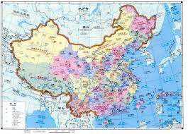 Shenyang China Map by China Political Map