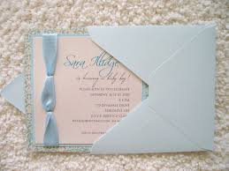 Creative Luxury Showers by Elegant Baby Shower Invitations Theruntime Com