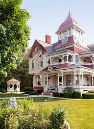 Queen Anne Style House Plans Get The Look Queen Anne Architecture Traditional Home