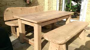 how to make a rustic table best of how to make outdoor furniture and rustic patio furniture how