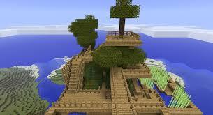 Amazing Tree Houses Minecraft Www Imgkid Com The Image