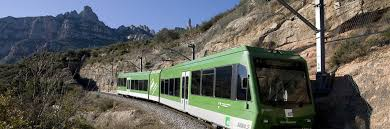 treno cremagliera how to get here montserrat visita