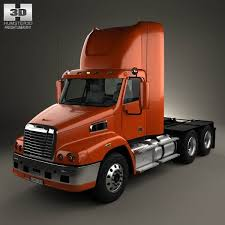 3d class price freightliner century class tractor truck 2011 3d model from