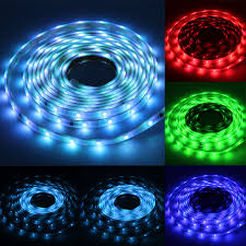 led light strip waterproof high waterproof rgb color chasing led light strip kit ip u003d68