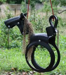 Home Design Garden Architecture Blog Magazine Diy Pony Tire Swing Home Design Garden U0026 Architecture Blog Magazine