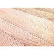 2 49 sqft ariba oak unfinished 1 2 x 5 t g hardwood