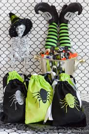 diy halloween treat bags home stories a to z