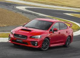 subaru wrx all black 2015 subaru wrx sti on sale in australia from 49 990
