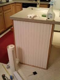 beadboard kitchen island how to add beadboard to kitchen island she did this for 20 are