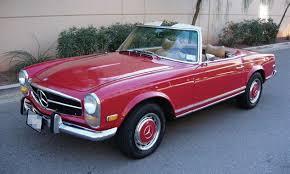 mercedes 280sl 1969 mercedes 280sl roadster 23837