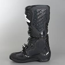 black dirt bike boots alpinestars new 2017 mx tech 5 dirt bike black motocross