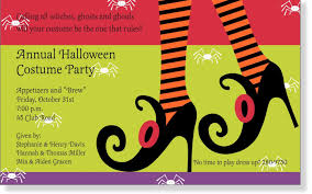 halloween office potluck invitation u2013 festival collections