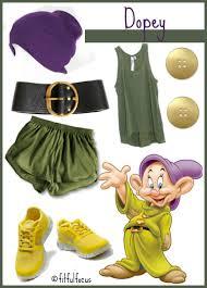 Dopey Dwarf Halloween Costume Fit U0026 Fashionable Friday Disney Race Costumes