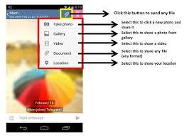 how do you send a telegram how to files in telegram messenger app voipnina