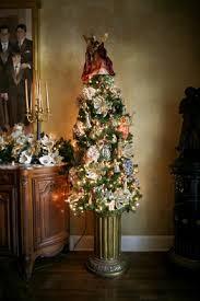 decorating emphasizes slim pencil trees wsj
