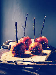 100 halloween caramel apple ideas crunchy toffee caramel