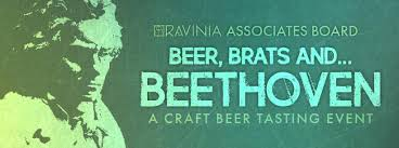ravinia festival official beer brats beethoven