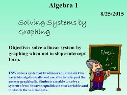 chapter 7 u2013 linear systems ppt video online download