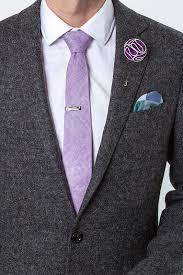 lapel flower purple velvet purple piped flower lapel pin ties