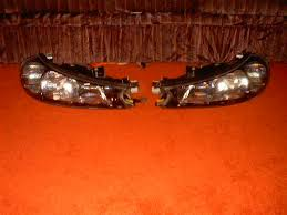 When To Use Parking Lights Black Eyes Mk2 Www Fordwiki Co Uk