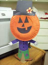 paper plate scarecrow craft and tour librerin