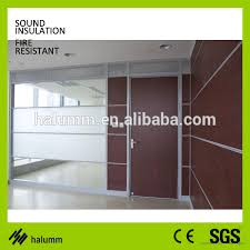 commercial accordion doors specialized sliding soundproof room