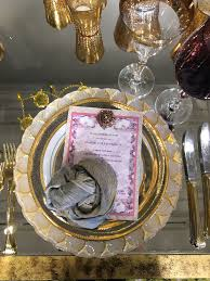 The Dining Room Play Script Stacy London Holiday Decorating Tips