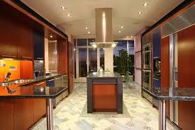 galley kitchen design with island 60 ultra modern custom kitchen designs part 1