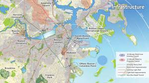 Boston University Map by Boston 2024 Releases Olympic Bid Documents Wbur News