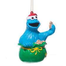 sesame street holiday ornaments canada muppets christmas