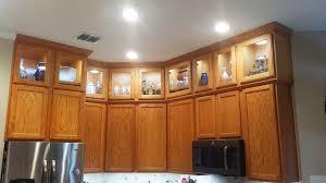 fresh display kitchen cabinets room design decor interior amazing