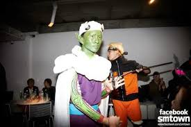 Piccolo Halloween Costume Oddness Weirdness Oddness Weirdness Wishes Happy Shinee