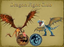 dragon fight club deadly nadder monstrous nightmare