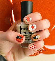 nail for thanksgiving 18 turkey nail designs ideas 2016 thanksgiving nails