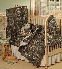 Camouflage Crib Bedding Sets Realtree Crib Ebay