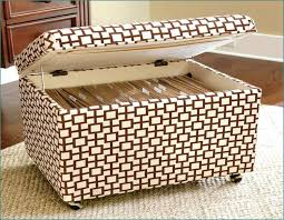 Hanging File Storage Ottoman File Cabinet Ideas Hanging File Cabinet Ottoman In Storage Filing
