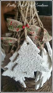 25 unique clay ornaments ideas on salt dough