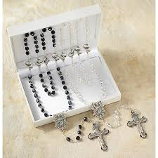 wedding rosary wedding rosary set