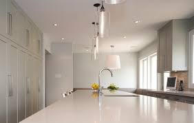 Contemporary Kitchen Lighting Modern Kitchen Lighting Simple Minimalist Design With Luxurious