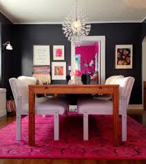 Modern Dining Room Rugs 10 Rooms With Overdyed Rugs