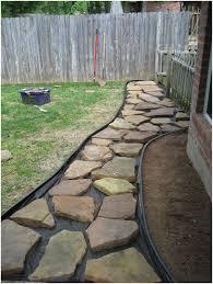 backyards impressive backyard walkway backyard stone walkway