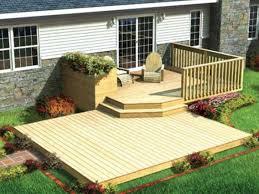 backyard deck ideas on a budget adorable deck designs for