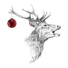 deerings reindeer christmas cards british lung foundation