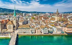 a weekend break in zurich