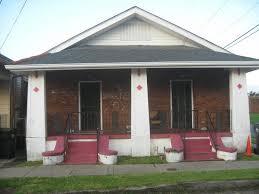 katrina house a house on the hurricane katrina tour with rescuers cross on wall
