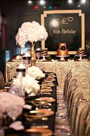30th birthday party ideas 23 glam 30th birthday party ideas for shelterness