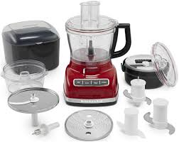 Kitchen Aid Accessories by 14 Cup Kitchenaid Food Processor Empire Red Kfp1466er