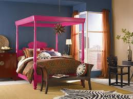 Pink Bed Frames Once Upon A Time Inspired Spaces Hgtv S Decorating Design