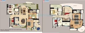 5 bhk 6000 sq ft penthouse for sale in omaxe the forest spa at